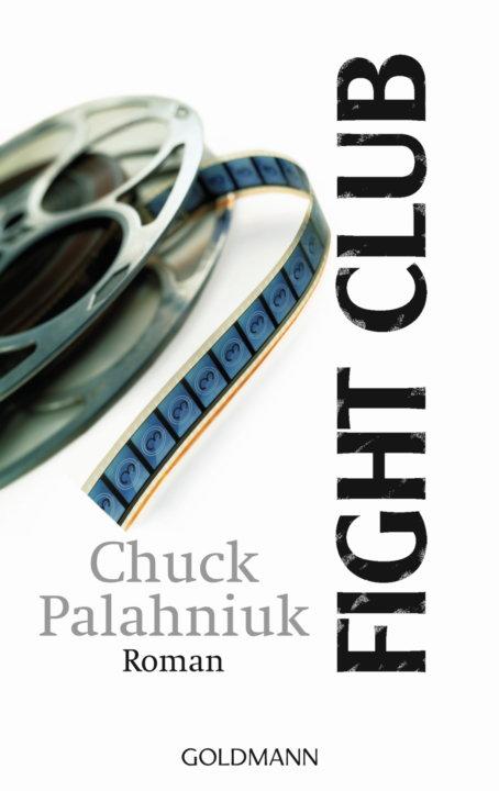 Cover zu Chuck Palahniuk – Fight Club