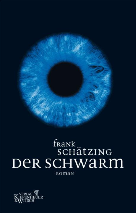 Cover zu Frank Schätzing – Der Schwarm