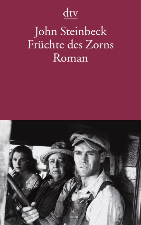 Cover zu John Steinbeck – Früchte des Zorns