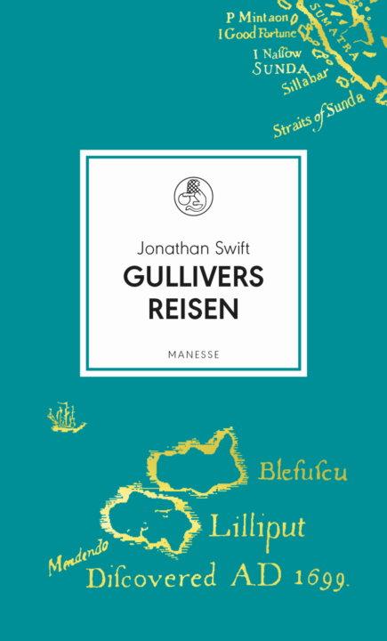 Cover zu Jonathan Swift – Gullivers Reisen
