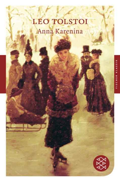 Cover zu Leo Tolstoi – Anna Karenina