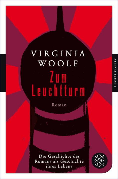 Cover zu Virginia Woolf – Zum Leuchtturm