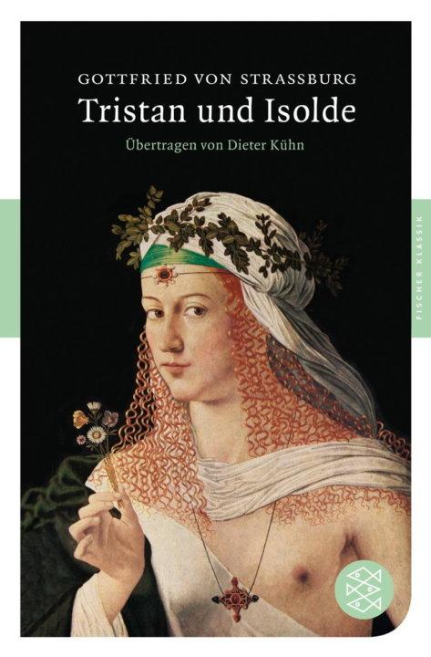 Cover zu Gottfried von Strassburg – Tristan und Isolde
