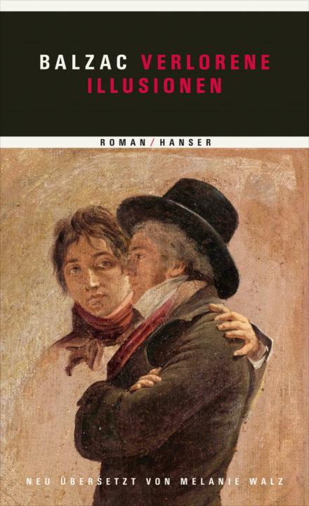 Cover zu Honore de Balzac – Verlorene Illusionen