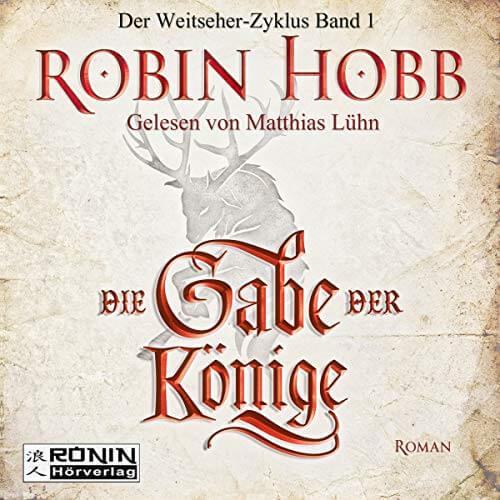 Cover zu Robin Hobb - Die Gabe der Koenige (Weitseher 1)