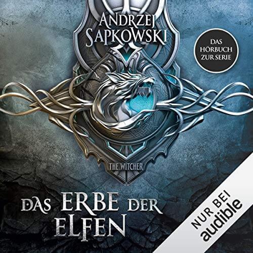 Cover zu Andrzej Sapkowski - Das Erbe der Elfen Hoerbuch