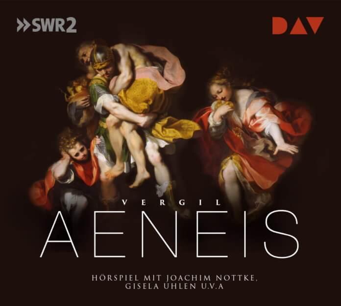 Cover zu Vergil – Aeneis