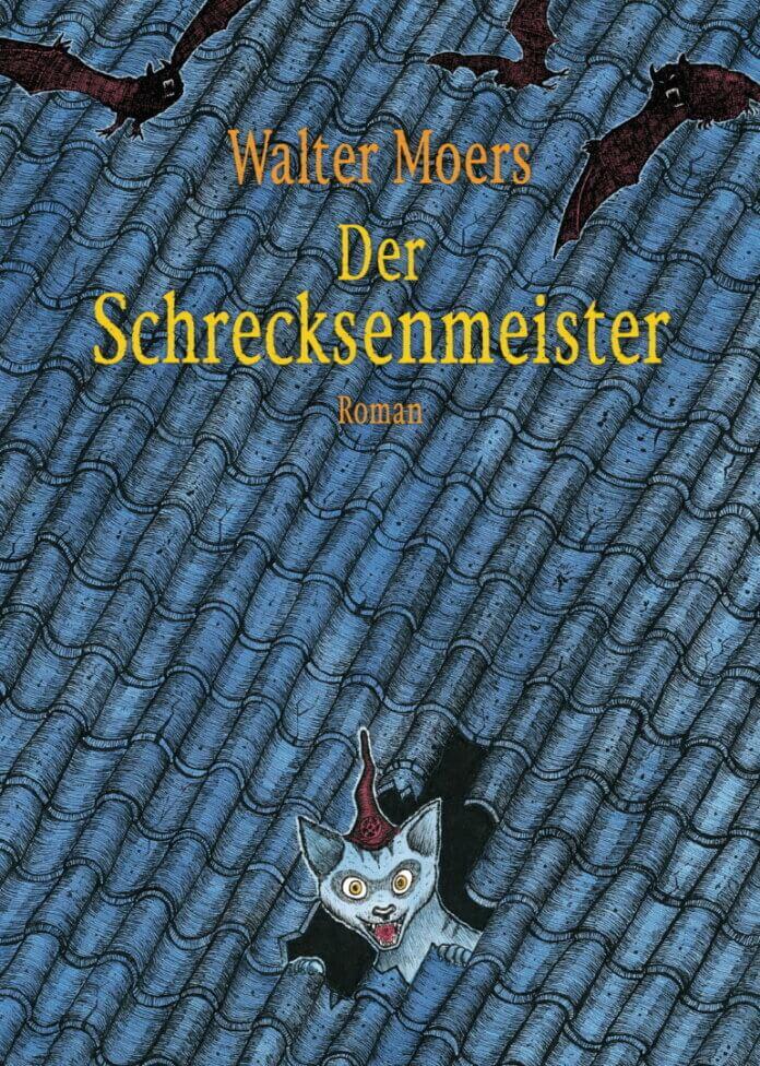 Cover zu Walter Moers – Der Schrecksenmeister