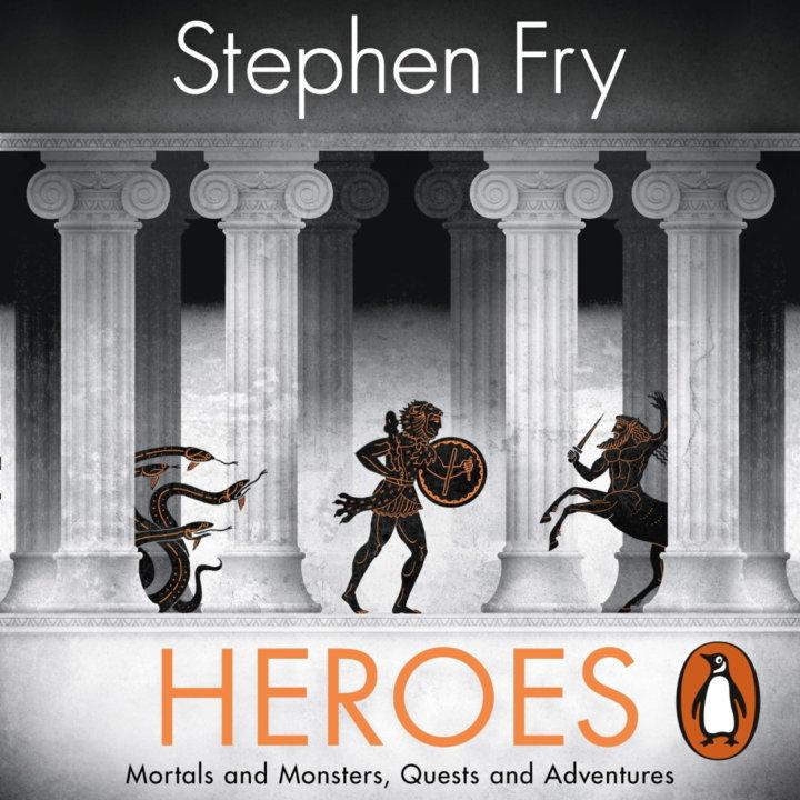 Cover zu Stephen Fry - Heroes