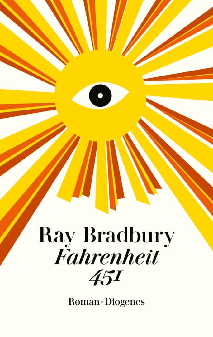 Cover zu Ray Bradbury - Fahrenheit 451