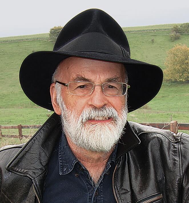 Terry Pratchett (© Rob Wilkins / Piper Verlag)