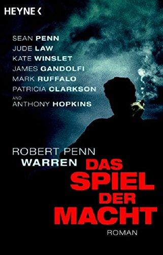 Cover zu Robert Penn Warren - Das Spiel der Macht