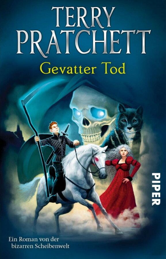 Cover zu Terry Pratchett – Gevatter Tod