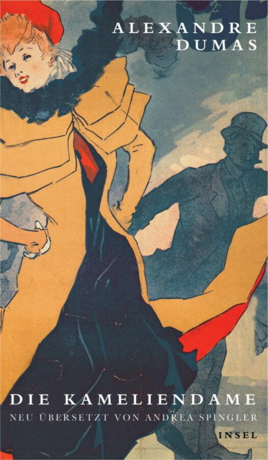Cover zu Alexandre Dumas – Die Kameliendame