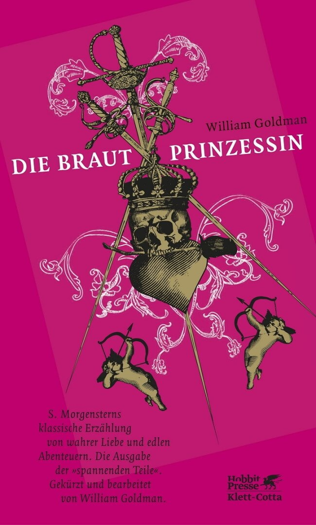 Cover zu William Goldman - Die Brautprinzessin