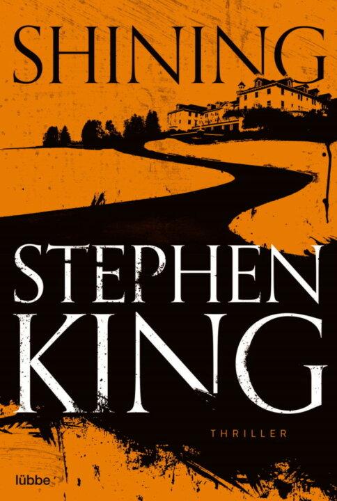 Cover zu Stephen King - Shining