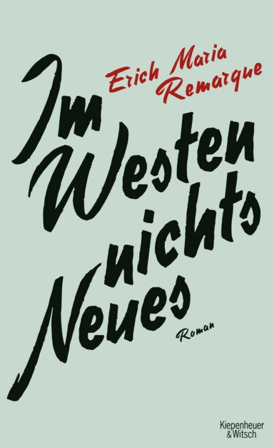 Cover zu Erich Maria Remarque - Im Westen nichts Neues