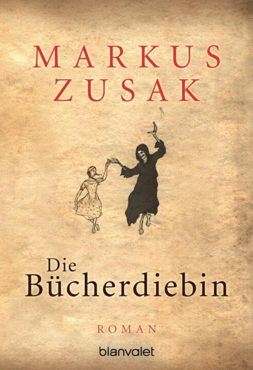 Cover zu Markus Zusak – Die Bücherdiebin