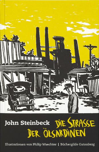 Cover zu John Steinbeck - Die Straße der Ölsardinen