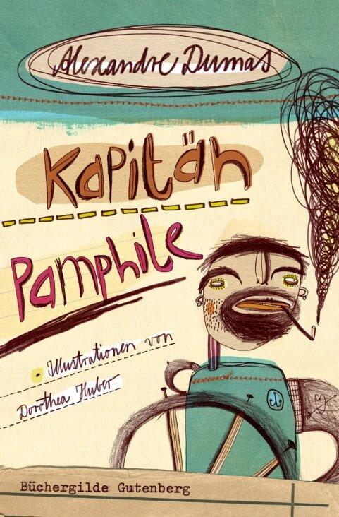 Cover zu Alexandre Dumas – Kapitän Pamphile