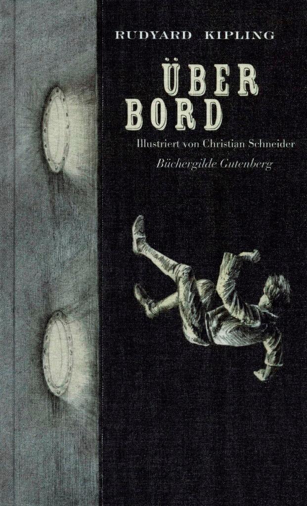 Cover zu Rudyard Kipling – Über Bord