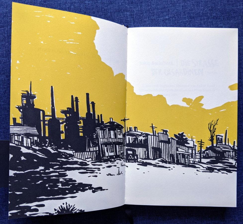 Illustration aus Die Straße der Ölsardinen (1)