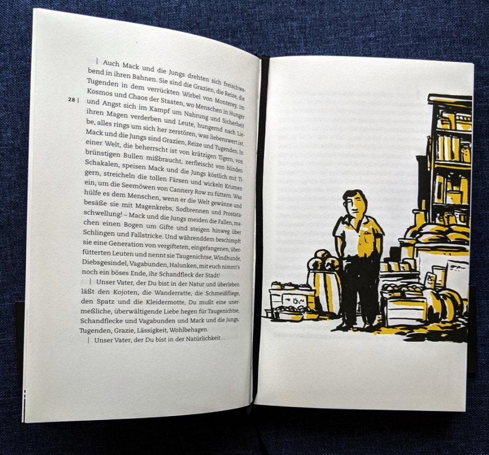 Illustration aus Die Straße der Ölsardinen (2)