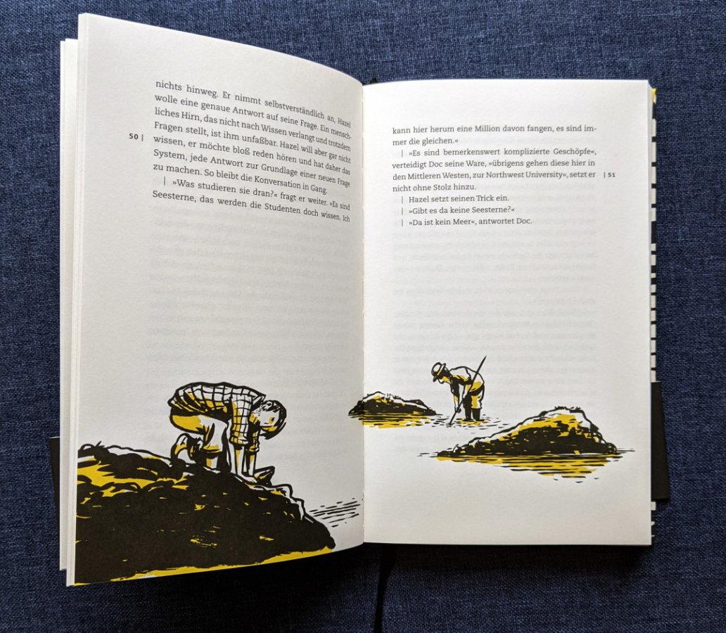 Illustration aus Die Straße der Ölsardinen (3)