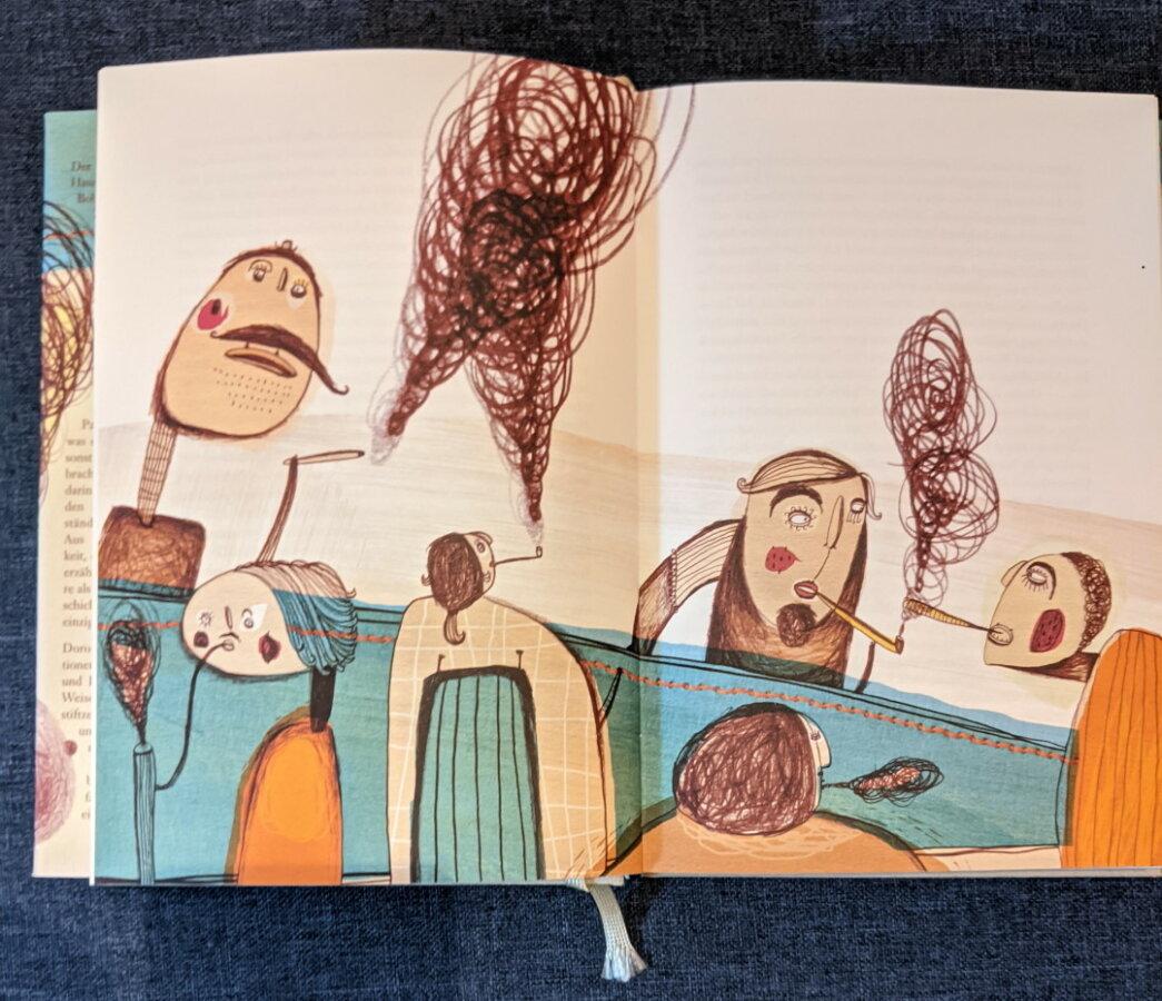 Alexandre Dumas - Kapitän Pamphile - Illustration 1
