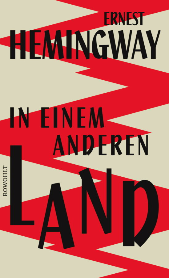 Cover zu Ernest Hemingway - In einem anderen Land