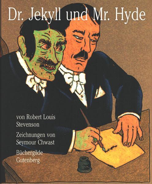 Cover zu Robert Louis Stevenson - Dr Jekyll und Mr Hyde