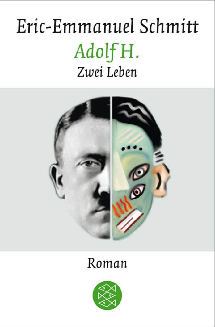 Cover zu Eric-Emmanuel Schmitt - Adolf H. Zwei Leben