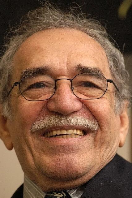 Gabriel García Márquez (© Jose Lara, Wikicommons)